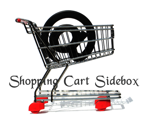Shopping Cart Sidebox